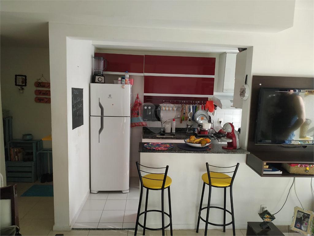 Venda Apartamento Rio De Janeiro Del Castilho REO604790 2