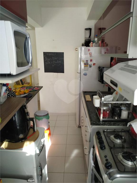 Venda Apartamento Rio De Janeiro Del Castilho REO604790 21