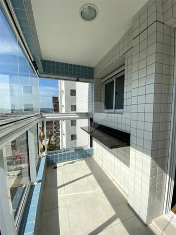 Aluguel Apartamento Santos Boqueirão REO606143 14