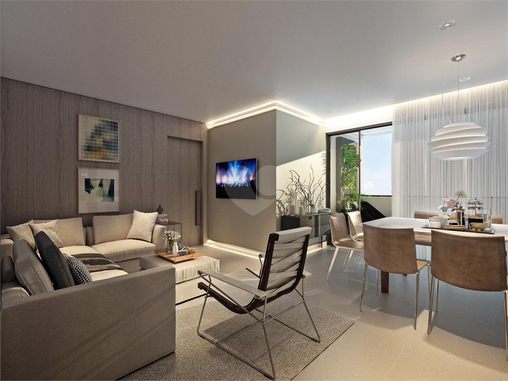 Venda Apartamento Belo Horizonte Funcionários REO611831 19