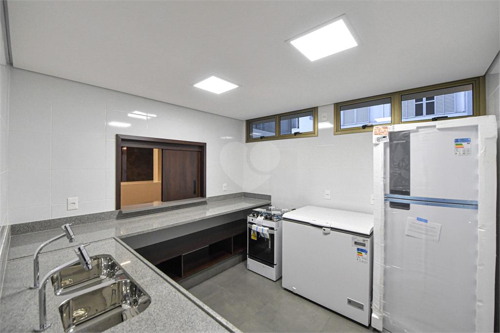 Venda Apartamento Belo Horizonte Funcionários REO611831 15