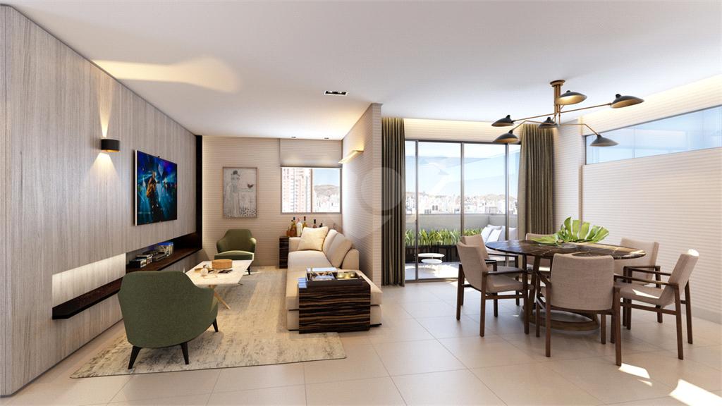 Venda Apartamento Belo Horizonte Funcionários REO611855 24