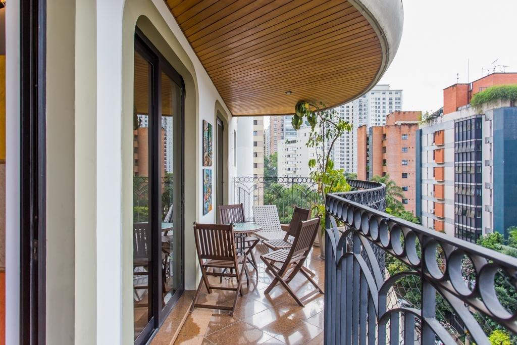 Venda Apartamento São Paulo Moema REO66819 8
