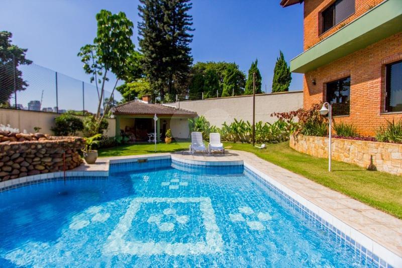 Venda Casa São Paulo Cidade Jardim REO69585 100