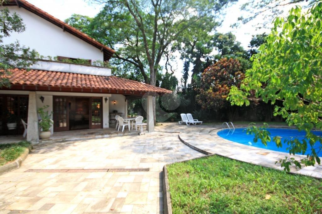 Venda Sobrado São Paulo Alto De Pinheiros REO69744 15