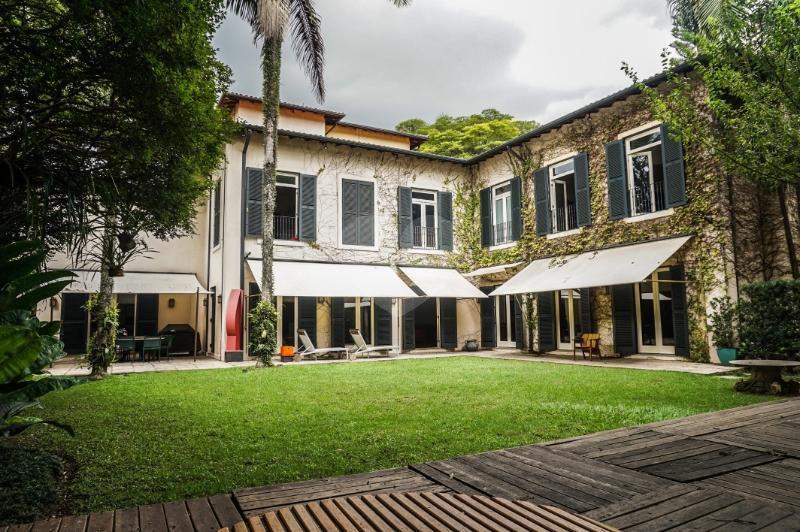 Venda Casa São Paulo Jardim América REO72242 2