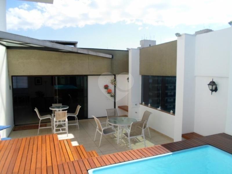 Venda Cobertura São Paulo Campo Belo REO75739 2