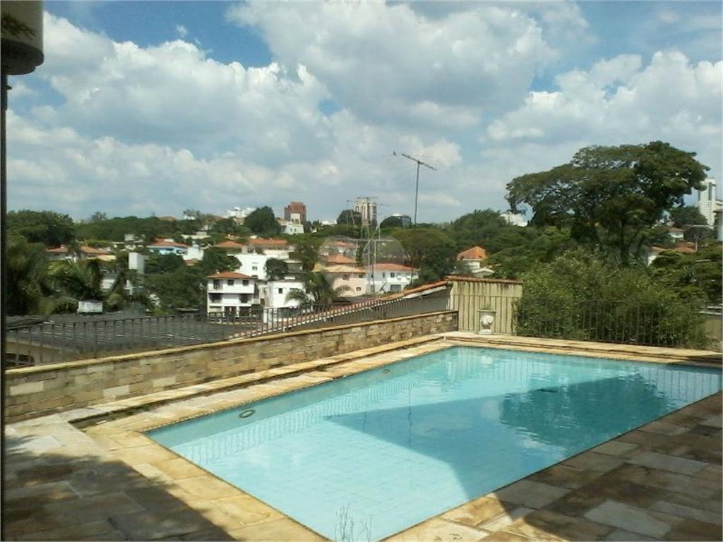 Venda Sobrado São Paulo Pacaembu REO76505 14