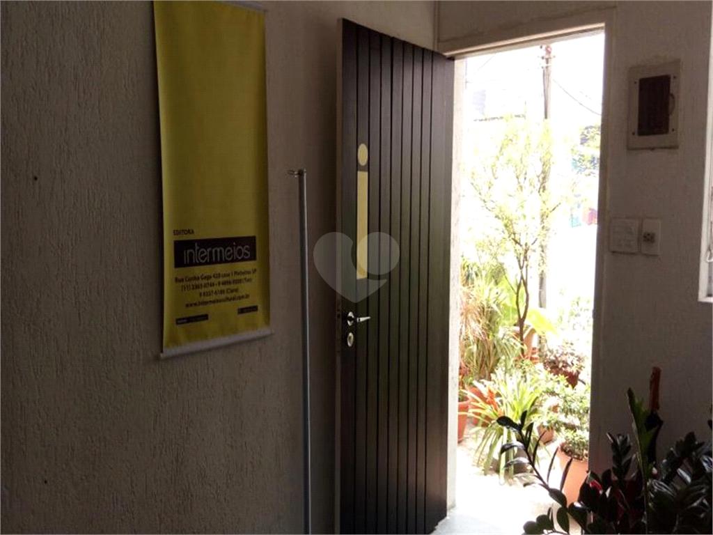Venda Casa de vila São Paulo Pinheiros REO77014 24