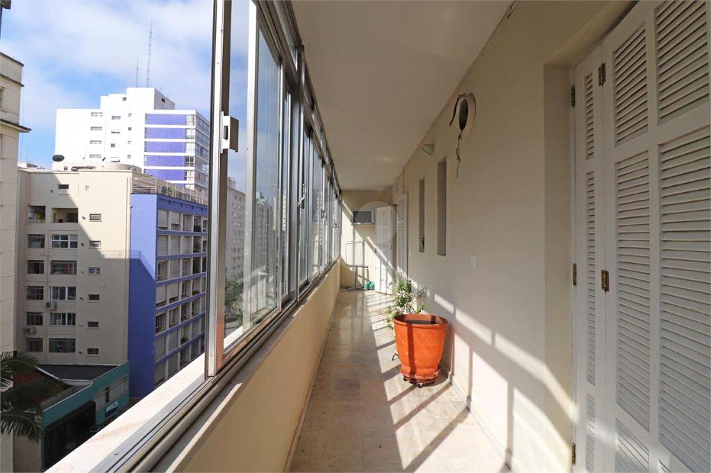 Venda Apartamento São Paulo Higienópolis REO81744 56