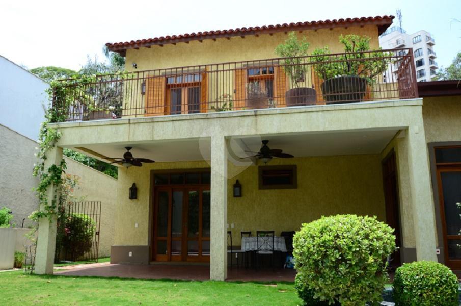 Venda Casa São Paulo Alto De Pinheiros REO82425 35