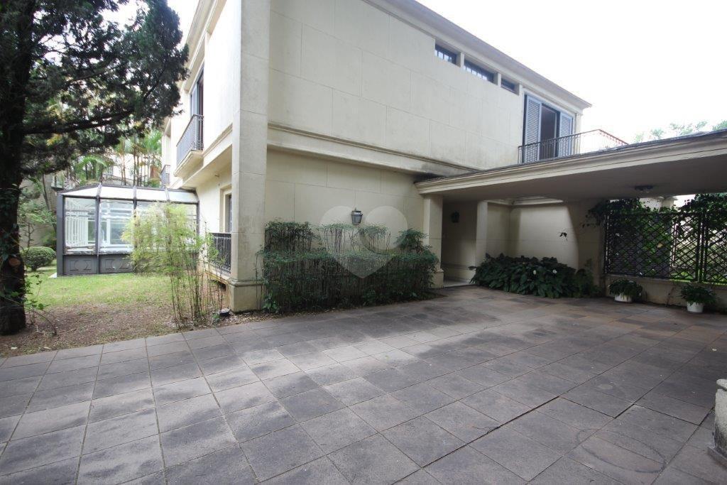 Venda Casa São Paulo Jardim América REO83254 30