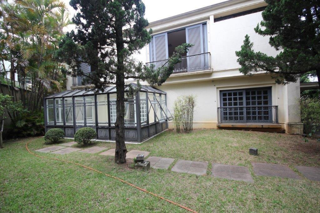 Venda Casa São Paulo Jardim América REO83254 34