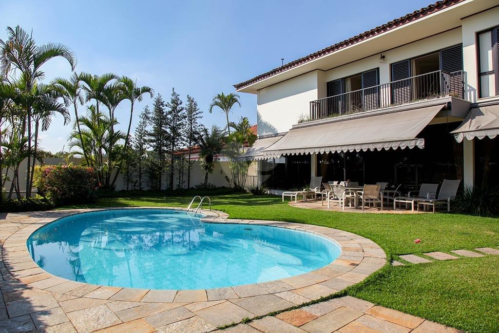 Venda Casa São Paulo Jardim Guedala REO83454 3