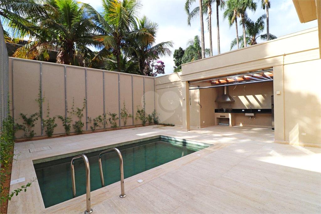 Venda Casa São Paulo Alto De Pinheiros REO84760 2