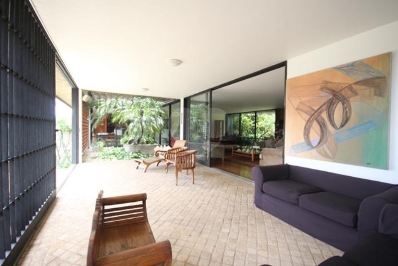 Venda Casa térrea São Paulo Pacaembu REO85230 5