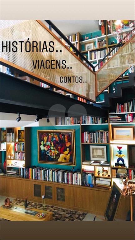 Venda Casa São Paulo Jardim Paulistano REO85528 17