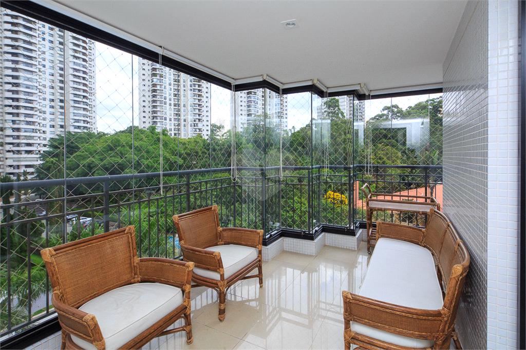 Venda Apartamento São Paulo Santo Amaro REO86055 58
