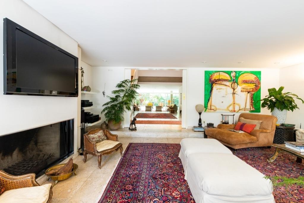 Venda Casa São Paulo Jardim Europa REO89635 36