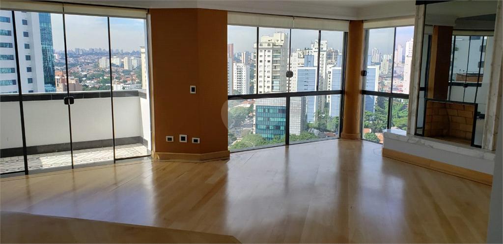 Venda Cobertura São Paulo Brooklin Paulista REO90579 2