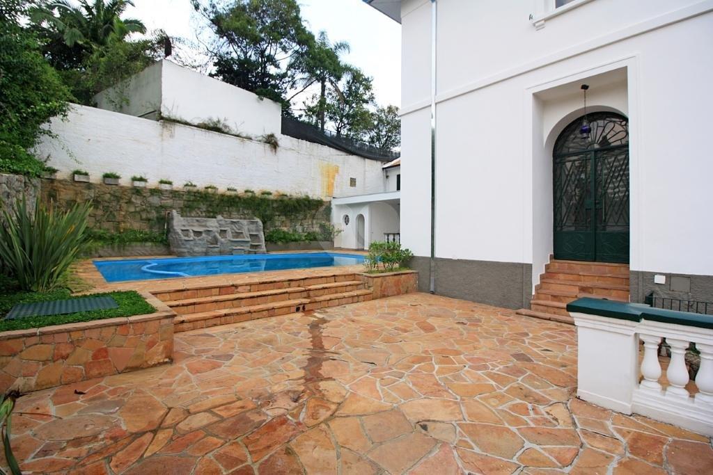 Venda Casa São Paulo Higienópolis REO91808 27