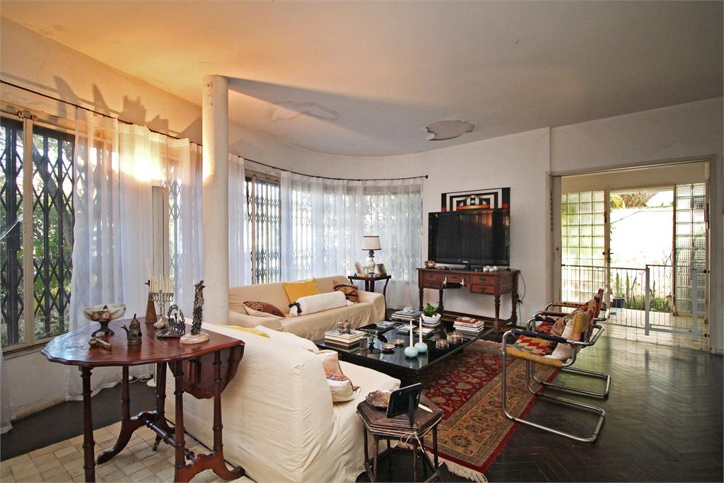 Venda Casa São Paulo Pacaembu REO93484 2