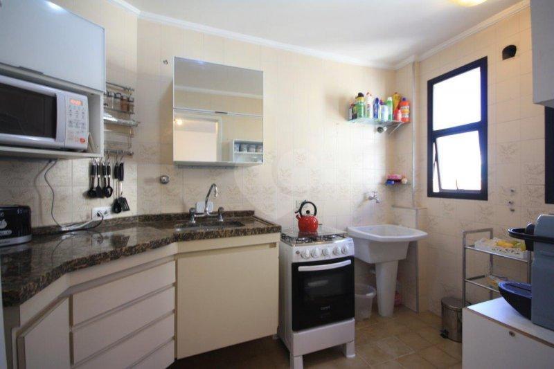 Venda Apartamento São Paulo Alto Da Lapa REO96663 6