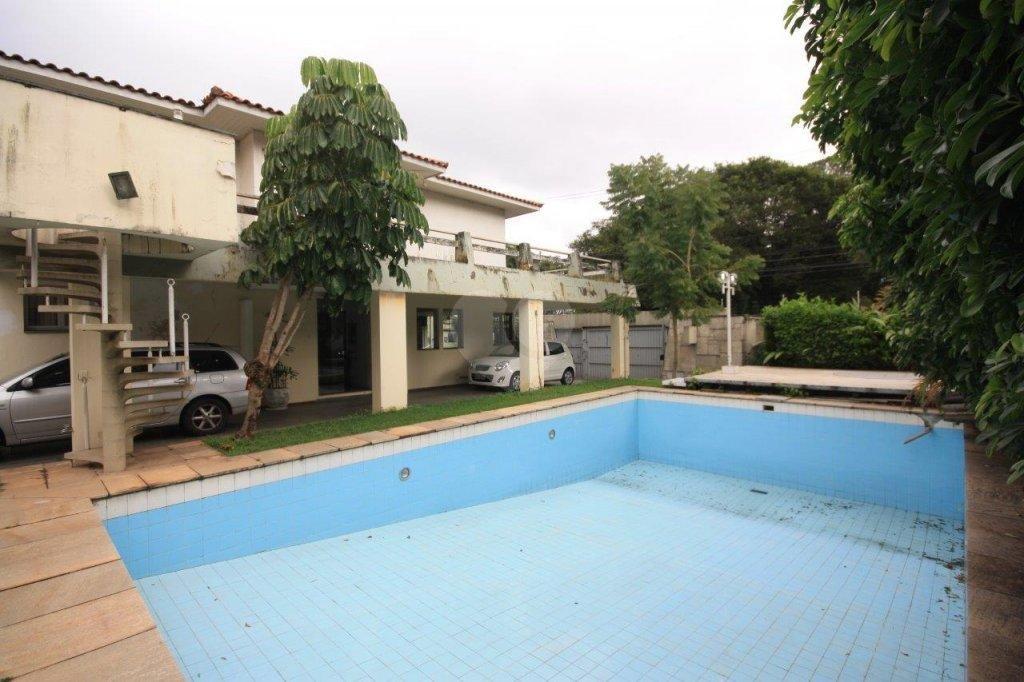 Venda Casa São Paulo Jardim Paulistano REO97853 7