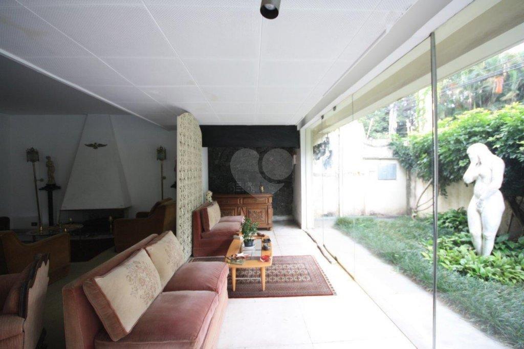 Venda Casa São Paulo Jardim Paulistano REO97853 11