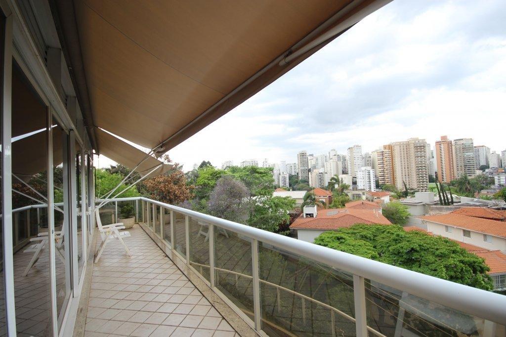 Venda Casa São Paulo Pacaembu REO99865 4
