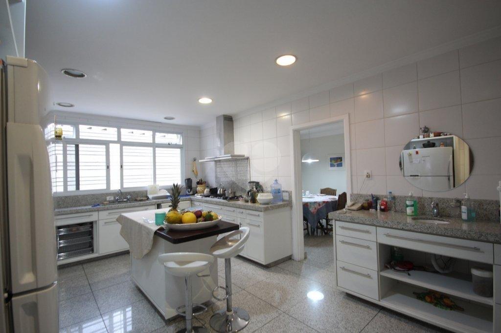 Venda Casa São Paulo Pacaembu REO99865 8