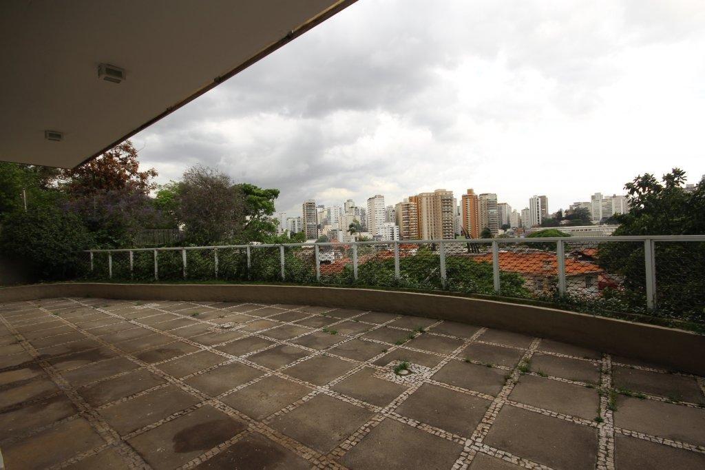 Venda Casa São Paulo Pacaembu REO99865 64
