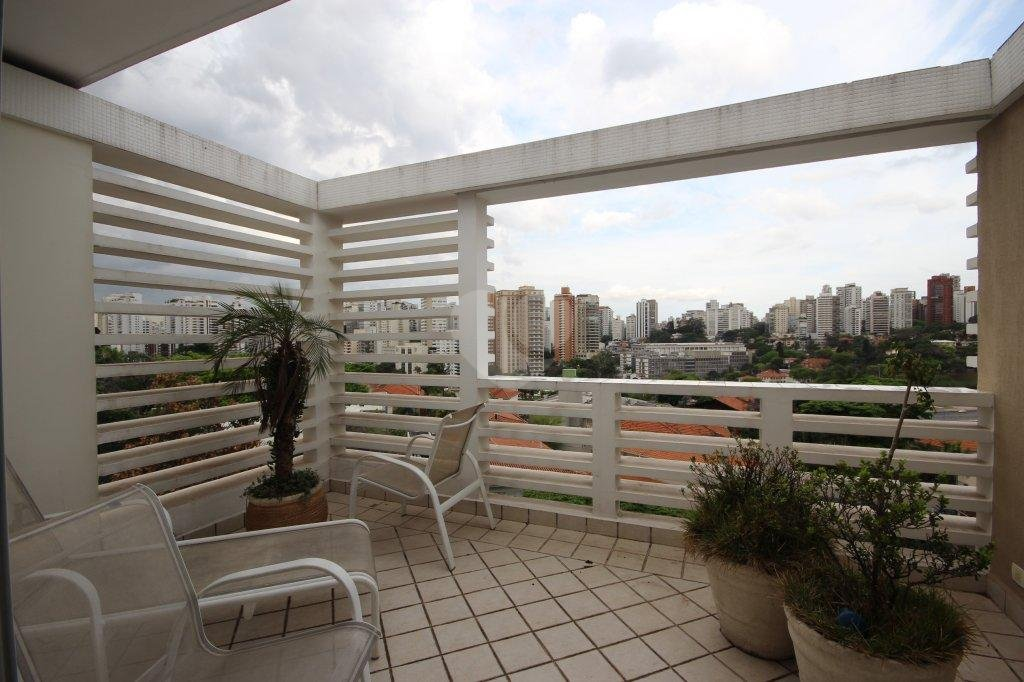 Venda Casa São Paulo Pacaembu REO99865 27