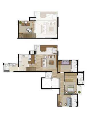 Apartamento 136m²