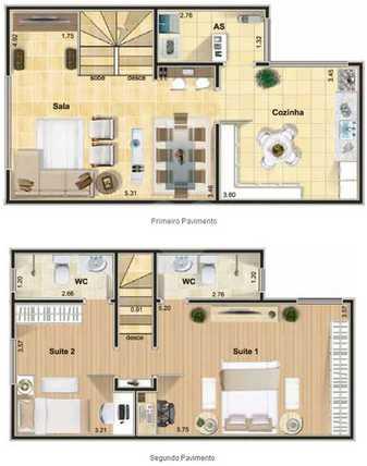 Casa 132m²