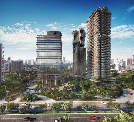 O Parque São Paulo Jardim Das Acácias REM15835 23