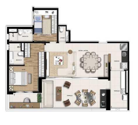 Apartamento 110m²