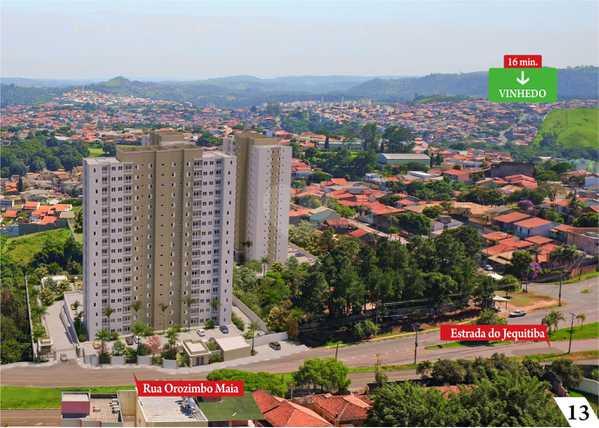 Residencial Valência Valinhos Vila Sonia REM15894 6
