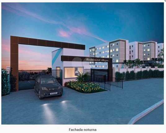 Residencial Allegra Santa Bárbara D'oeste Jardim Vista Alegre REM15944 16