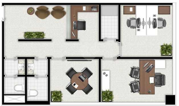 Apartamento 53m²