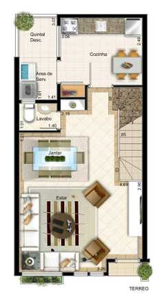Casa 122m²