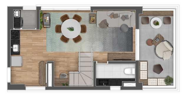 Apartamento 97m²