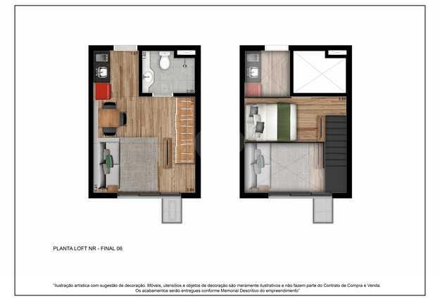 Apartamento 34m²