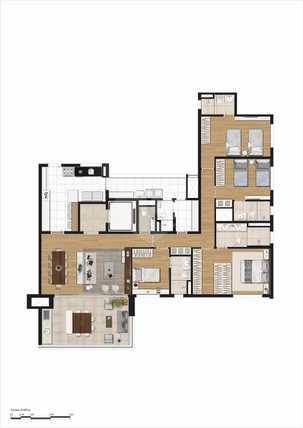 Apartamento 179m²