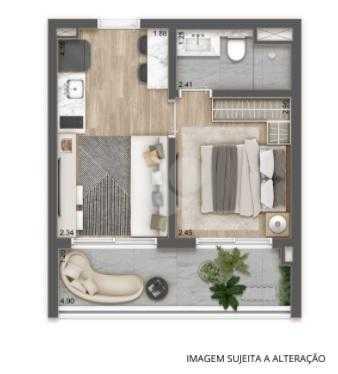 Apartamento 32m²