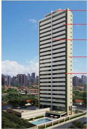 Edifício Via Parque Fortaleza Parquelândia REM565 17