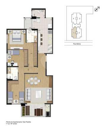 Apartamento 109m²