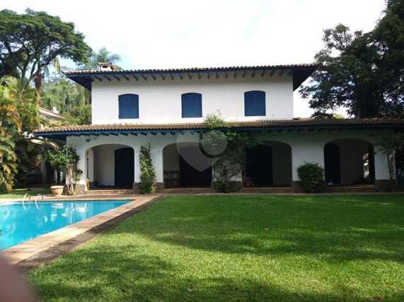 Venda Casa São Paulo Jardim Morumbi REO 8