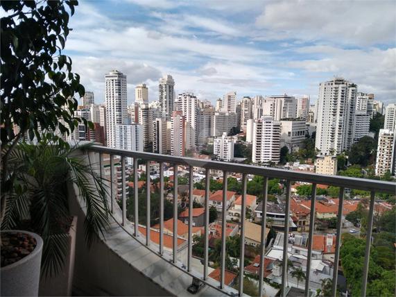 Venda Apartamento São Paulo Pacaembu REO 17