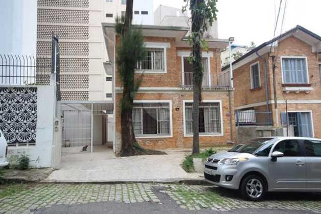 Venda Casa de vila São Paulo Consolação REO 13